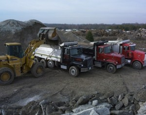 Commercial Excavators and Truck Services