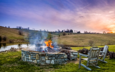 How To Use A Stone Fire Pit In Your Backyard