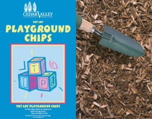 Tot Lot Chips for Playgrounds