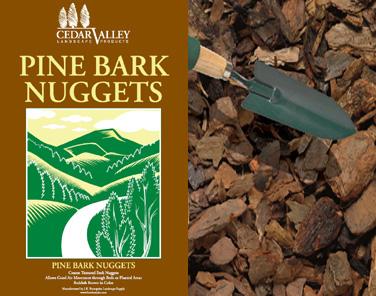 Pine Bark Nuggets | Order Mulch Online!
