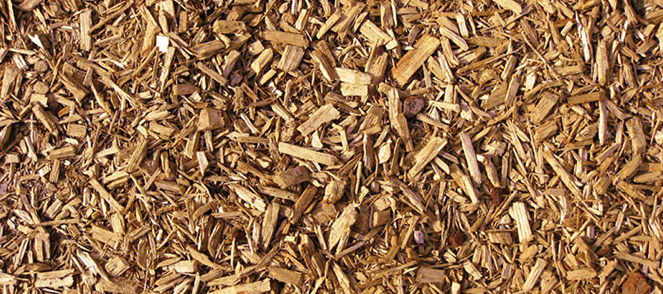 Wood Fiber Playground Mulch