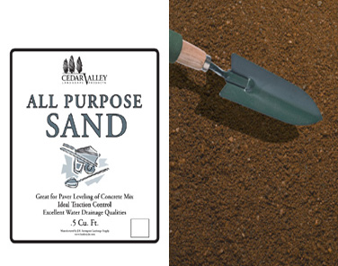 All Purpose Sand