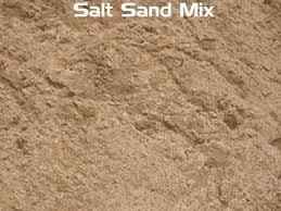 salt and sand mix