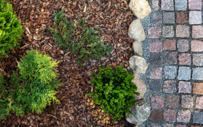 Why schedule a mulch delivery